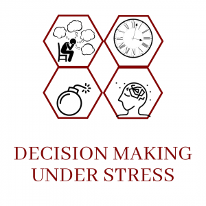 Decision Making Under Stress